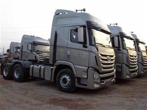 Xe tải thế hệ mới Hyundai XCIENT đã có hàng tại công Ty TNHH Thủy Vũ