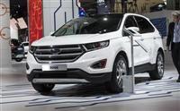 Ford Edge - hy vọng mới dòng SUV